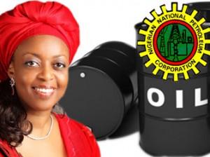 Alison-Madueke, Petroleum Minster
