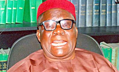 Chief Augustine Onyemaechi Mazie