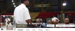 Pastor Adeboye pppp
