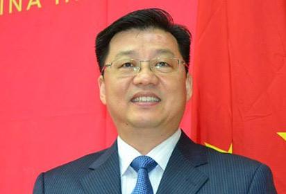 *Liu Kan Chinese Consular General