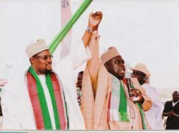 Ibeto and Aliyu: They were once an item
