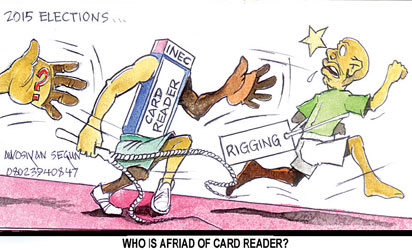 Polls: 15 political parties, 5 presidential candidates threaten boycott over card readers