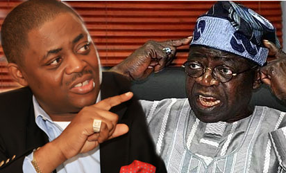 Tinubu would have been in jail by now - Fani-Kayode