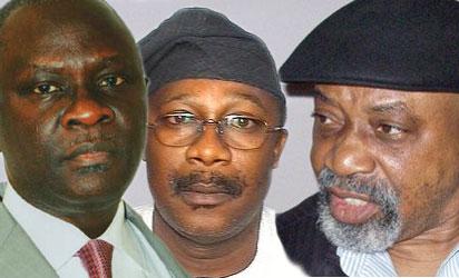 Adetunbi, Adeyemi, and Ngige