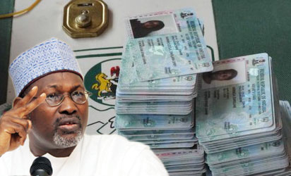 Chairman of the Commission, Professor Attahiru Jega