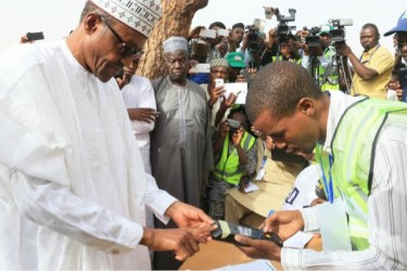 Buhari  accredited