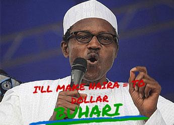 Buhari Naira
