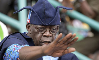 #LagosLGpolls: You must have competitiveness if you are a popular party –  Tinubu