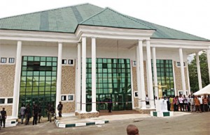 Gov Orji commissions Umuahia, Aba High Court complexes