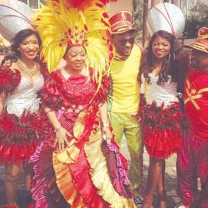 Ita Giwa's Calabar Carnival Seagull Band to storm Lagos