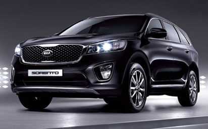 dana unveil made in nigeria all new kia sorento vanguard news. Black Bedroom Furniture Sets. Home Design Ideas