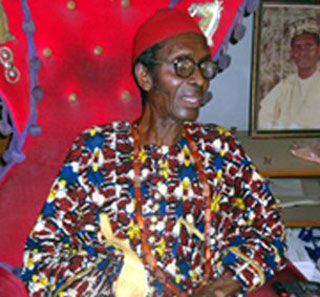 * Chief Chukwuma Azikiwe