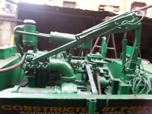 Dredging-machine-fabricated