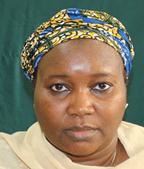 Mrs  Amina Bala Zakari