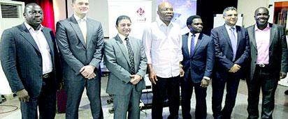 Levant Region Africa Emerging Africa Region