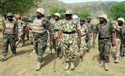 Operation Python Dance was a success  – Army