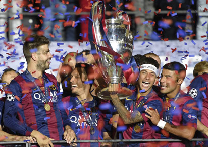 Barca announce record $800m revenue, with after-tax profit of 18m euros