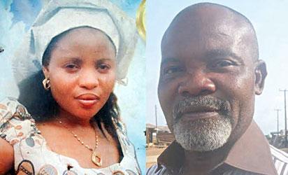 The late Christiana and High chief Adekoya