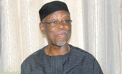 Chief John Odigie-Oyegun, the National Chairman of the All Progressives Congress (APC)
