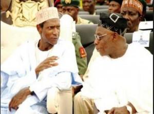 Obasanjo and Yar'Adua