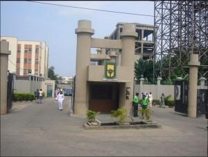 YABATECH main gate