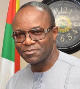 Dr. Emmanuel Ibe Kachikwu, GMD, NNPC