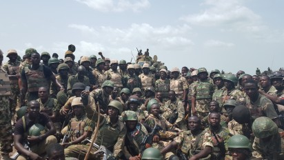 Ex-Wife of Boko Haram Commander Arrested