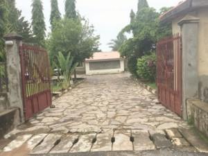 Balarabe-Musa's house