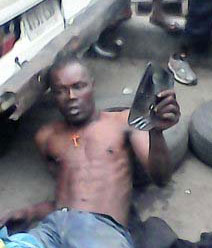 Hunger pushed me into crime —robbery suspect - Vanguard News Nigeria