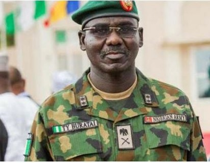 Senate begins Screening of Buratai, other behind Closed Door