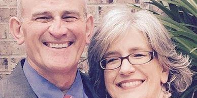 Deceased Pastor John Gibson and wife