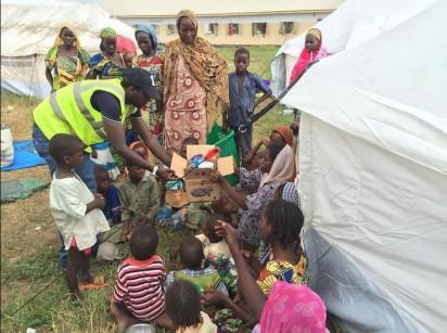 Borno records 3,000 births in IDPs camps