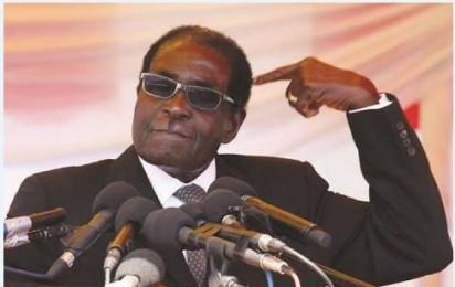 Mugabe is sick, jets to Singapore for treatmen