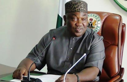 Ugwuanyi submits names of three commissioner nominees to Enugu Assembly