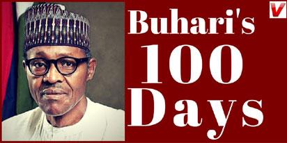 Buhari 100 days
