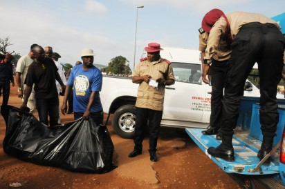 Abuja bombings