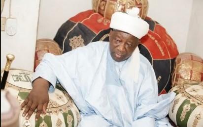 Emir of Ilorin, Alhaji Ibrahim Sulu Gambari