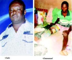 Enugu Bandit  victims