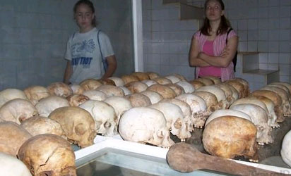 kigali genocide memorial pictures