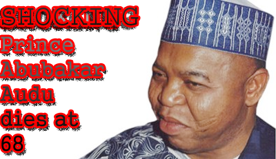 Late Abubakar Audu