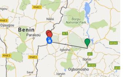 Emir cries out as Benin Republic invades 16 Nigerian villages