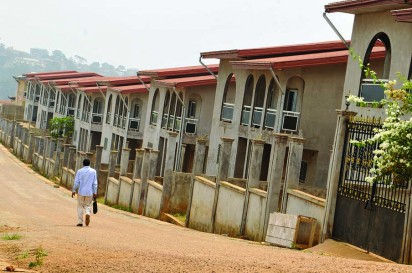 Lafarge's affordable housing solution