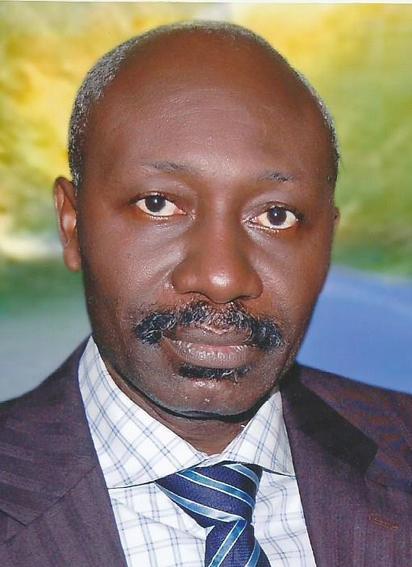 LASU Acting VC, Professor Fidelis Olisamedua Njokanma