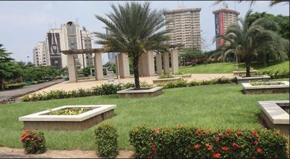 Ndubuisi-Kanu-Park, Alausa, Ikeja, Lagos