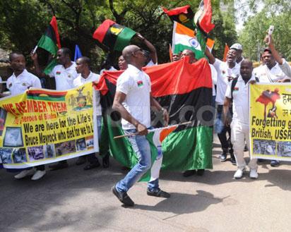 Biafran Agitations