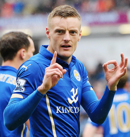 Leicester must forget fairytale – Vardy