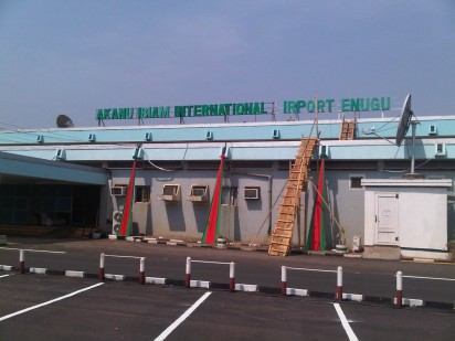 Why Akanu Ibiam Airport's renovation is delayed