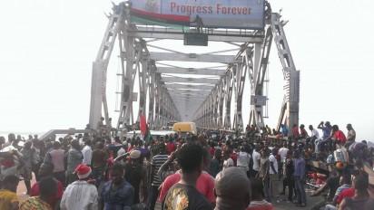 Onitsha-protest