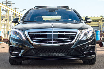 Mercedes working on a range of EVs, E-Class self-driving upgrades