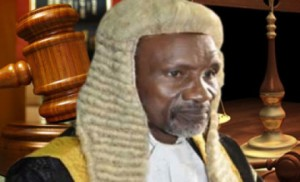 Chief Justice of Nigeria, Mahmud Mohammed